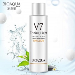 Тонер для лица BIOAQUA V7 Toning Light, 120 мл