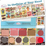 Палетка для макияжа The Balm In the Balm of Your Hand