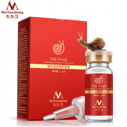 Гиалуроновая кислота MeiYanQiong The Snail Nourishing Repair Concentrate (улиточная слизь), 12 мл